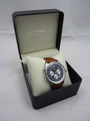 Rotary Gents Watch