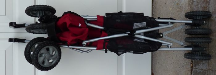 Chicco Stroller Red