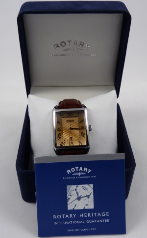 Gents Rotary GS03364/25 Watch