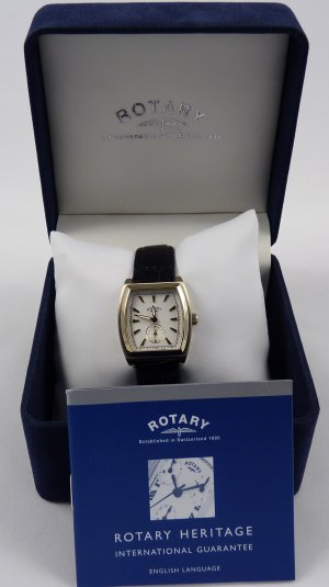 Rotary LS03348/04 Ladies Watch