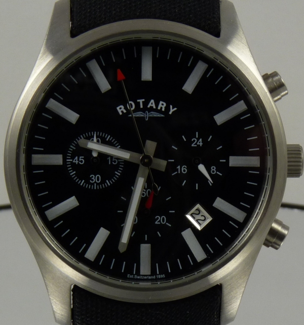 Rotary Military Watch