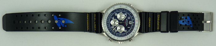 Rotary Chronograph Wind Surfers Watch